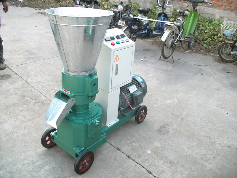 200-400KG/H feed pellet mill