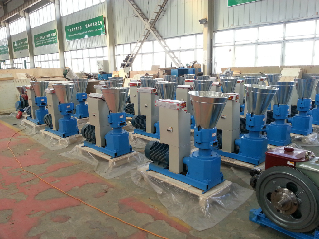 900-1200KG/H feed pellet mill