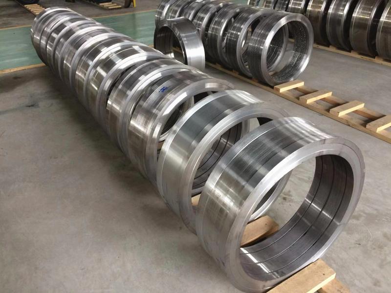 2-5T/H ring die pellet mill