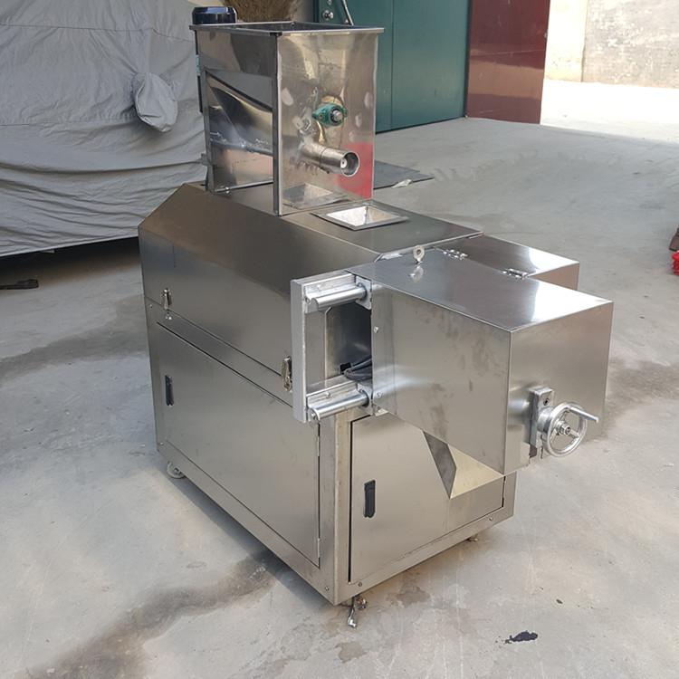 30-40 KG/H stainless steel dog food machine